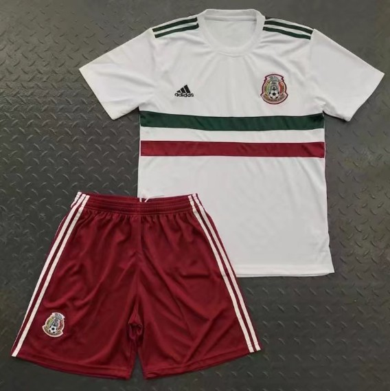 Mexico 2018 world cup away soccer kits